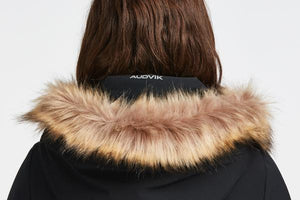 Audvik Synthetic Fur Collar/Ruff