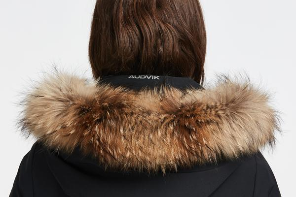 Natural Fur Collar/Ruff