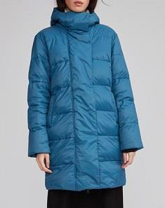 Audvik FOSFO Long Parka in Midnight