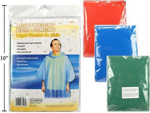 CTG Lightweight Poncho