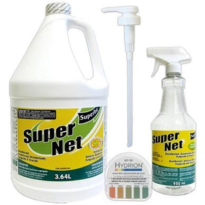 Super Net Disinfectant Kit