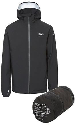 DLX Hawkings Packable Raincoat