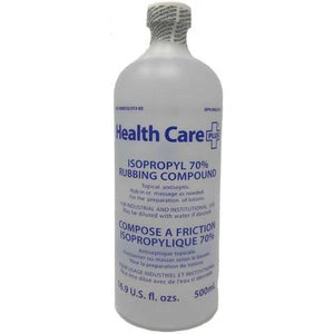 HealthcarePlus Isopropyl 70% Alcohol