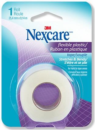 3M Nexcare Flexible Clear Tape