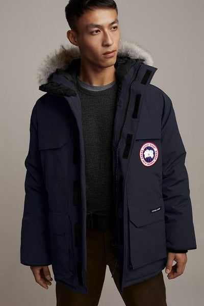 "Canada Goose, mens parka - ""Expedition"""