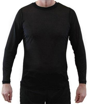 KAS  Thermal silk top. Crew neck. Unisex.
