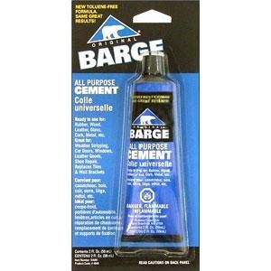 2oz-59ml Tube Barge Cement
