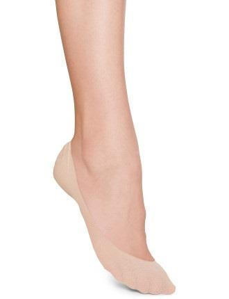 Secret Step Savers. 3 pairs. O/S. Nude.