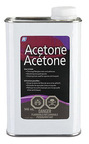 Recochem, 946ml can Acetone