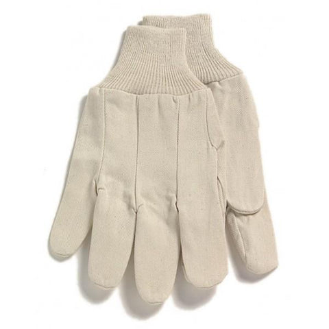 1 Pair O/S Viking Cotton Work Gloves Men's