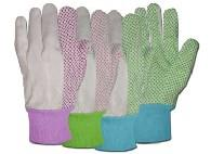 1 pair Boss Cotton Work Gloves. O/S Ladies
