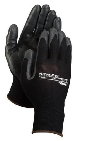 1 Pair Viking Work Gloves Nitri Dex