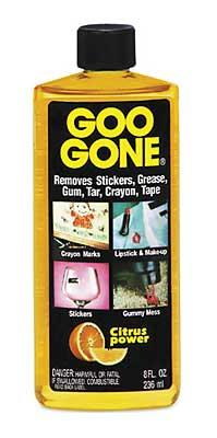 8oz Goo Gone Stain Remover