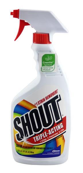 650ml Shout Stain Remover