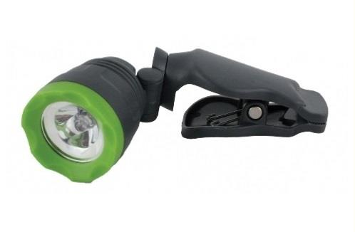Flashlight, mini clamp light, swivel/tilting head.