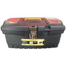 Can Pro, Tool Box with Tray