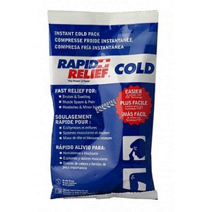 Rapid Relief Instant Cold Pack - Large - Box of 24