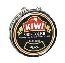 Kiwi shoe polish, 32 g, black
