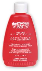 Moneysworth & Best shoe stretch liquid, 100 ml/3.5 fl.oz
