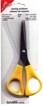 "Esprit scissors, all purpose, 4.5"" long."
