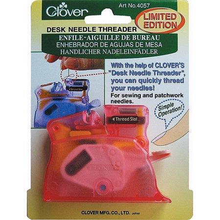 Clover needle threader, desktop.