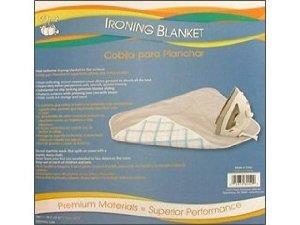 Dritz ironing blanket, travel size