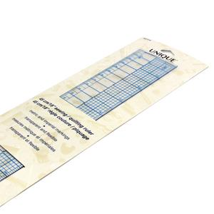 "Unique, Sewing/Quilting Ruler, 18""/45 cm"