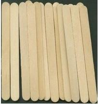 Wotever stir sticks, wood. 50 pack.