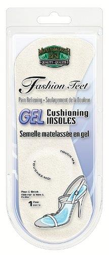 M&B insoles, cushioning gel. 1 pair.