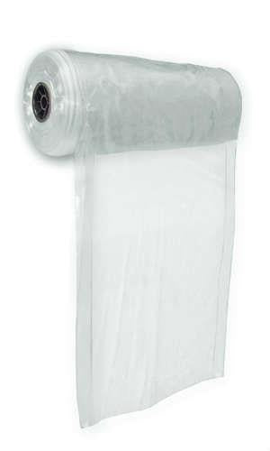 Garment bags, texport. 1.75 ml. Dress. 10 pack.