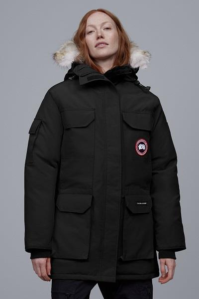 "Canada Goose, ladies parka, ""Expedition""."