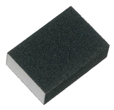 Dynamic sanding sponge/block refill, Double sided, fine/medium.