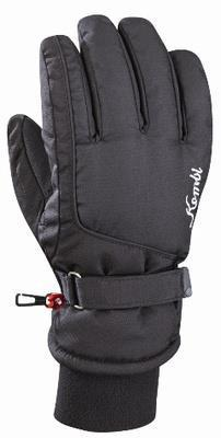 Sm Leather Palm Glove Ladies