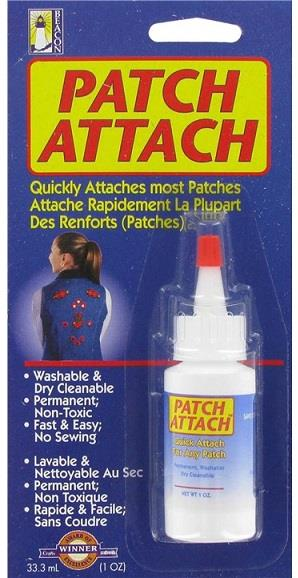 Beacon glue, patch-attach. 33.3 ml (1 oz).