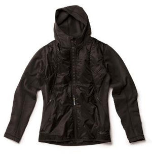 "Sherpa, ""Mantra"" jacket. Black. Ladies"