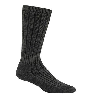 Wigwam Unisex Merino Silk Hiker Sock in Black