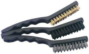 Can Pro Wire Brushes, Large, 3 pack