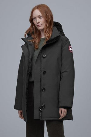 "Canada Goose, ""Dawson"" parka. Black. Ladies"