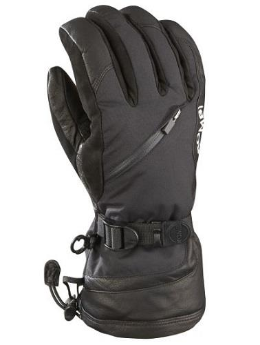 1pair, black, Patroller Gloves, Ladies
