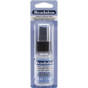 Beadalon, 30 ml/1 fl oz,  jewellery cleaning, pump spray bottle.