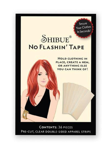 Shibue no flashin' tape. 36 pack.