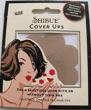 Shibue flower shaped nipple covers. 1 pair.