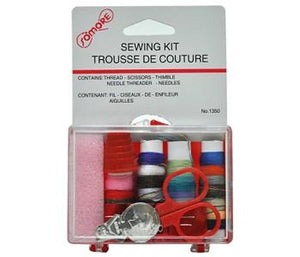 10 Piece Travel Mini Sewing Kit.