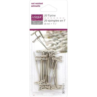 "Collins, 100 pack, 32mm /1.25"" T-Pins"