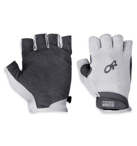 XS, Chroma Sun Gloves, Alloy. Unisex