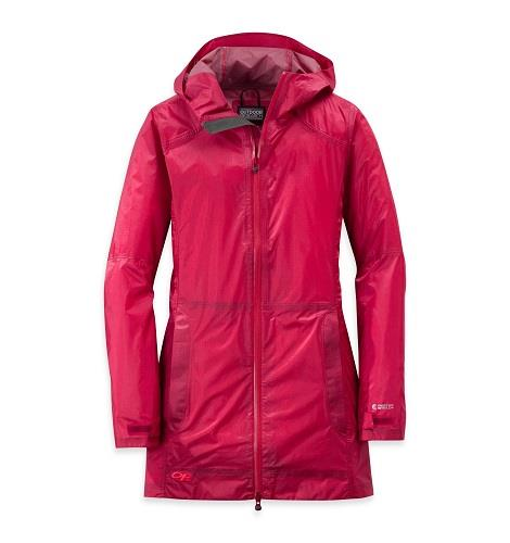 Outdoor Research, Helium Traveller Rain Jacket, Ladies