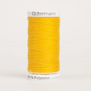 Gutermann thread, polyester, 250m, #850, Goldenrod