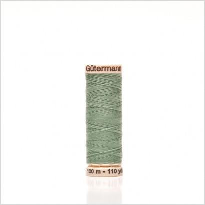 Gutermann thread, polyester, 100m, #724, Willow Green