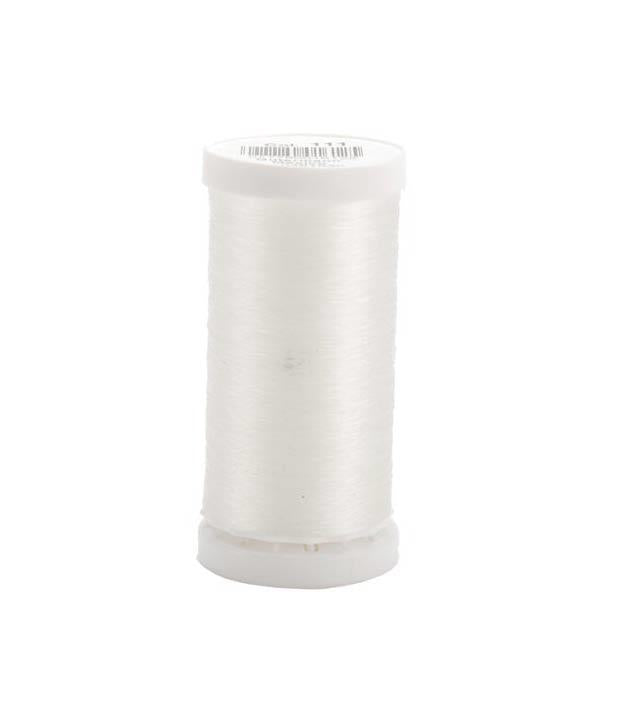 Gutermann thread, 100% Nylon, 150m, #111, Invisible (clear)