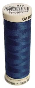 Gutermann, thread, 100m, polyester, yale blue,